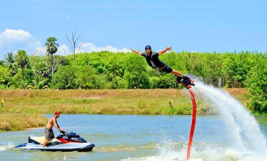 Flyboard Rental & Sessions In Vancouver