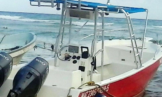 Deep Sea Fishing Charter For 5 Person In Playa Del Carmen, Mexico