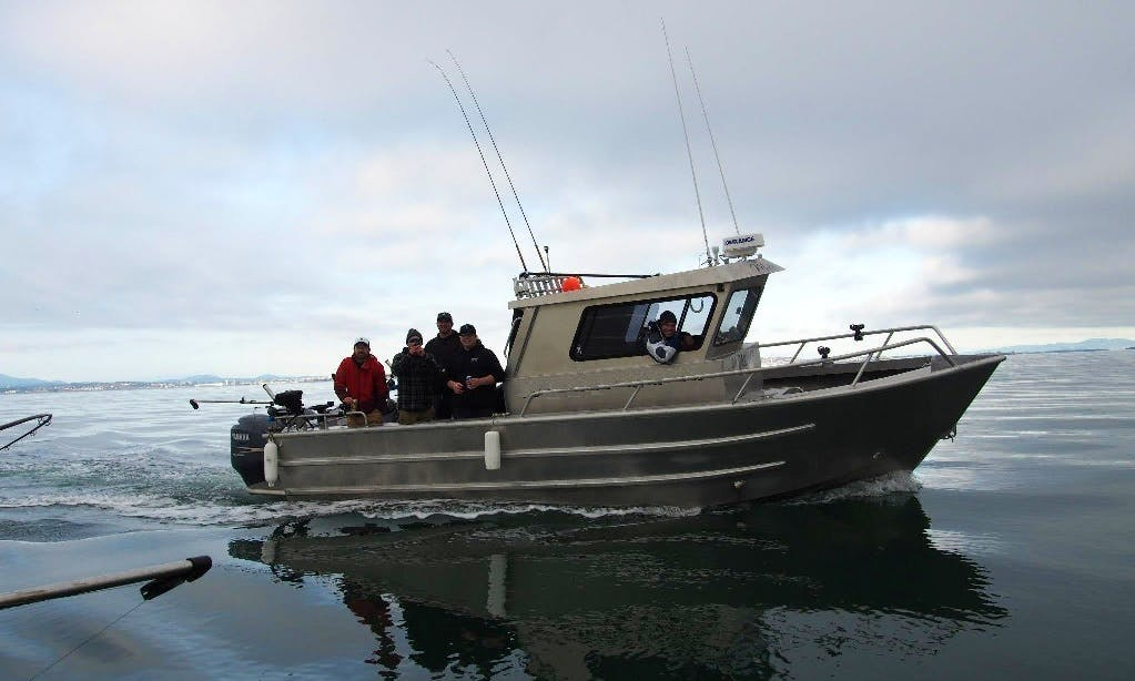 Sport Fisherman Charter in Victoria, Canada