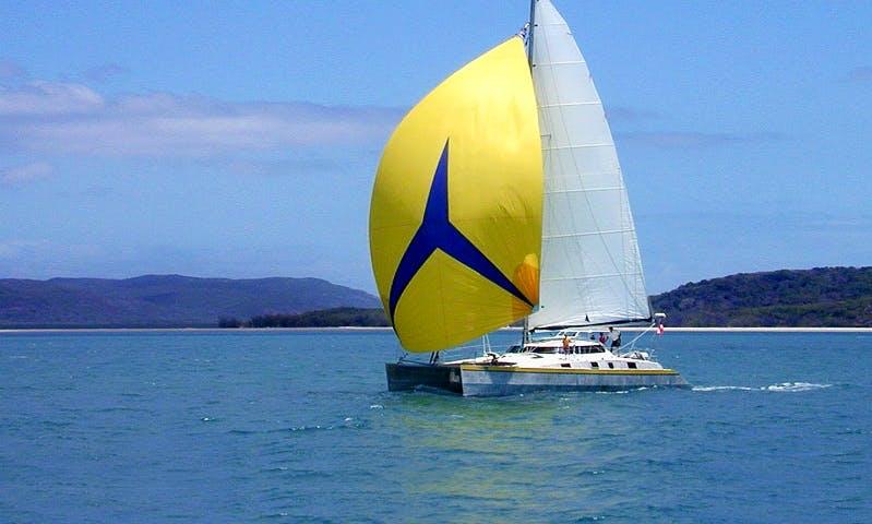 "Enjoy 48 ft ""Mozart"" Cruising Catamaran Charter in Tambon Rawai Chang Wat, Phuket"
