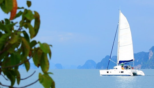 Cruising Catamaran Rental In Tambon Chalong