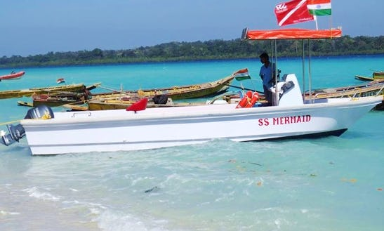 Fun Dive Lesson In Nicobar Islands, India