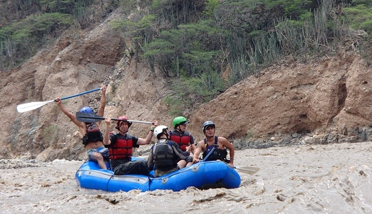 River Rafting In San Gil