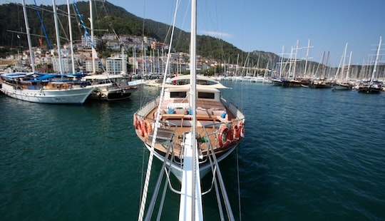 Socio Tours - 10 Cabin 28 Meter Gulet In Turkey For Cruise