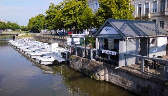 Minerva Boat Company: Boat Rental Ghent (gent)