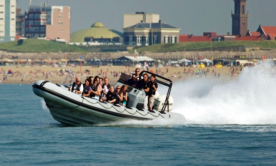 Rib Powerboat Bachelor Trips In Den Haag
