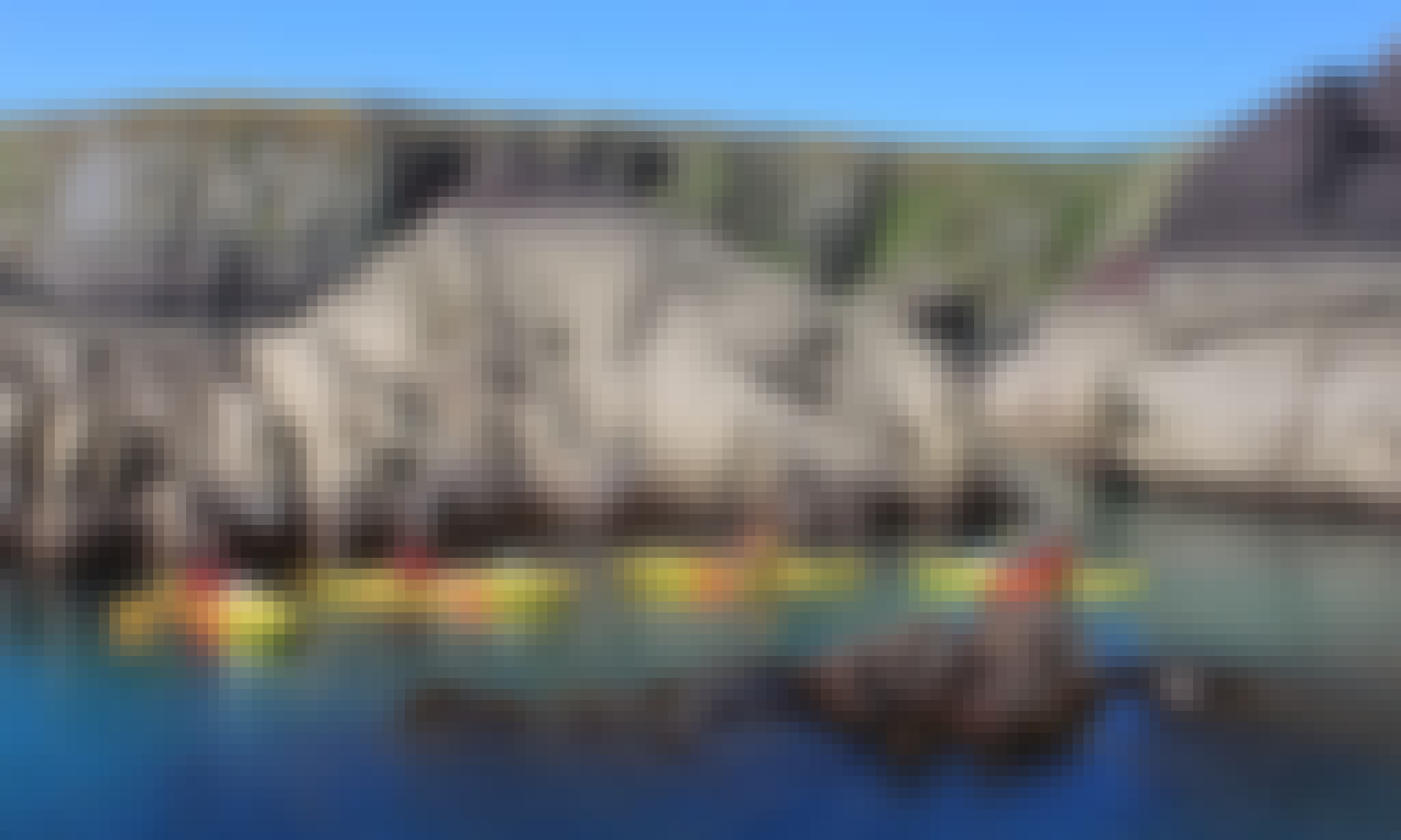 Kayak Trips in Pembrokeshire