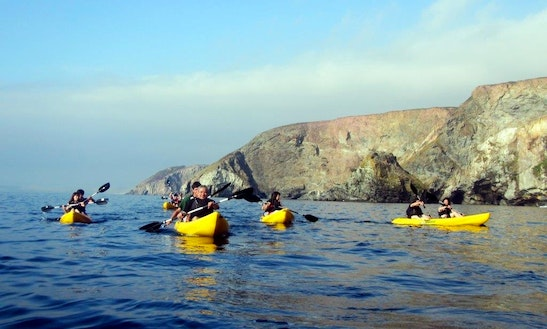 Kayak Adventures From St. Agnes