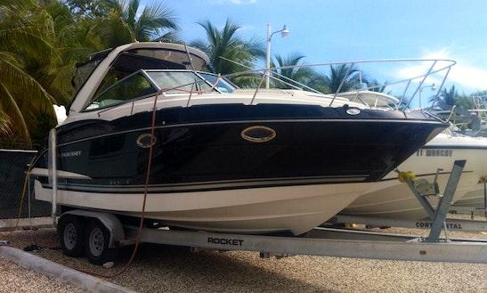 Monterrey 280 Boat Excursions In Ile De La Gonave