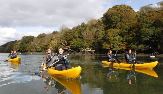 Kayak Adventure From Budock Vean