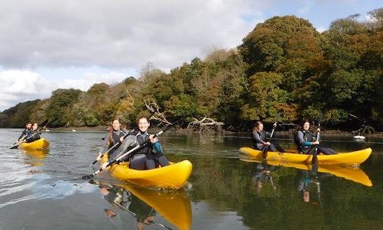 Kayak Adventure From Budock Vean