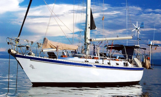 42' Sailing Yacht Charter In Bocas Del Toro