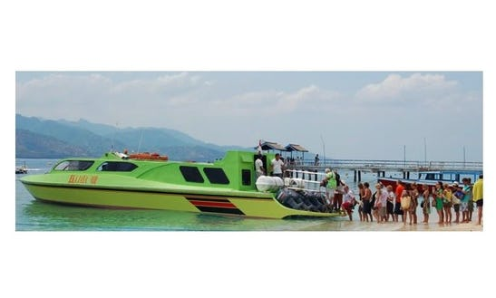 Eka Jaya (speedboat)