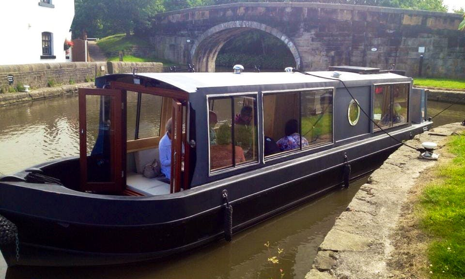Canal Boat Cruises In Lathom