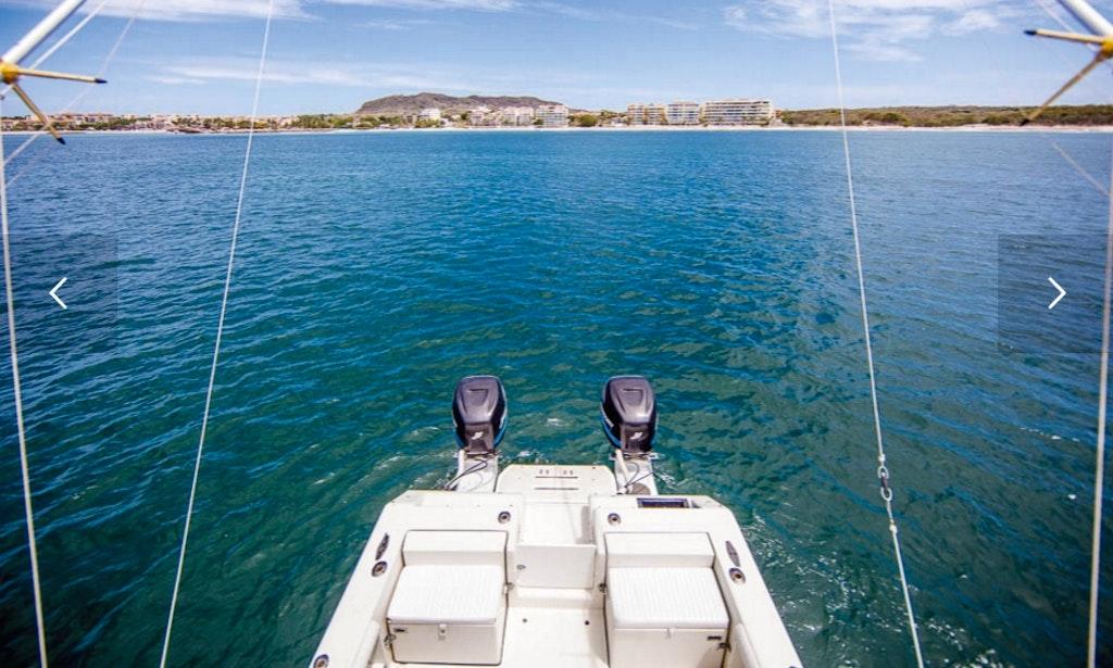 30ft y knot ii sportfisherman boat fishing charter in for Delaware fishing charters