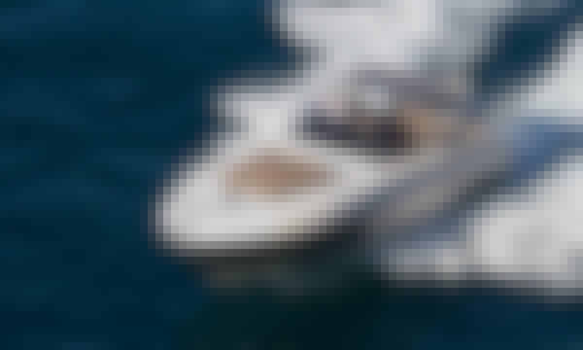 Fiart 38 Genius S Motor Yacht Charter in Sorrento
