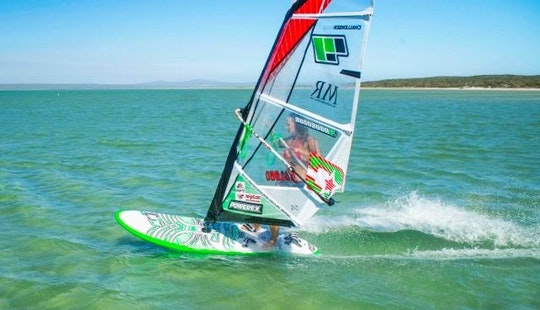 Wind Surfer Rental In Vieste