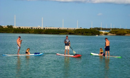 Sup Tours And Rental In Marathon