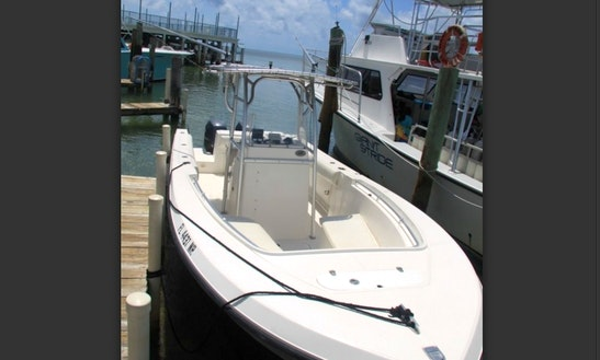 Go Fishing In Islamorada, Florida On 26' Angler Center Console