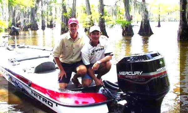 17' Bass Boat In Shreveport 3, Louisiana United States