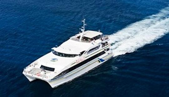 Beach Club Boat Cruise To Lembongan Island