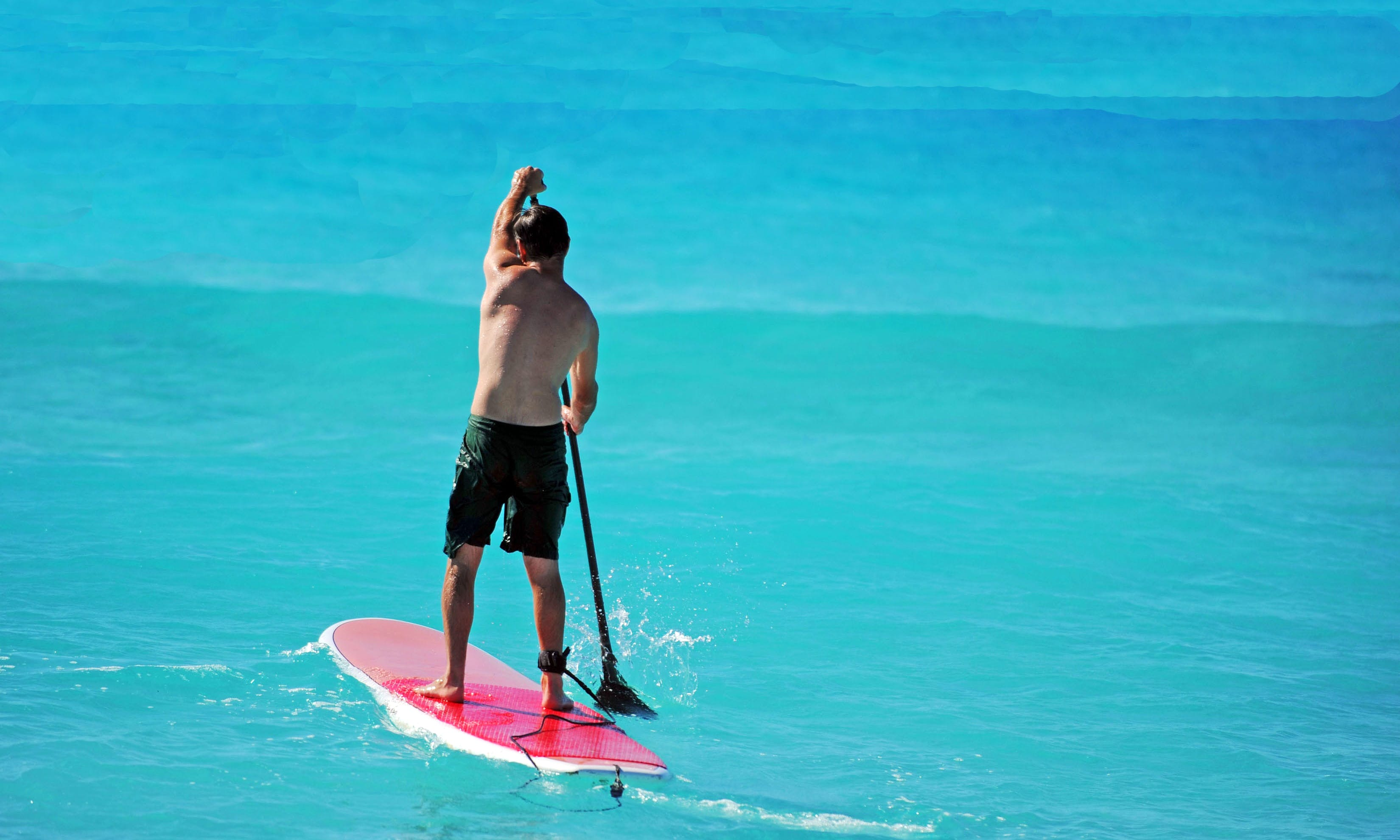 Stand Up Paddle Board Rental In Umhlanga