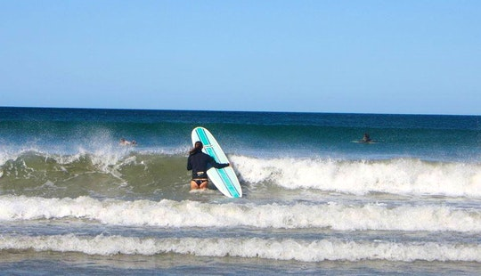 Surfing Lessons In Tamarindo