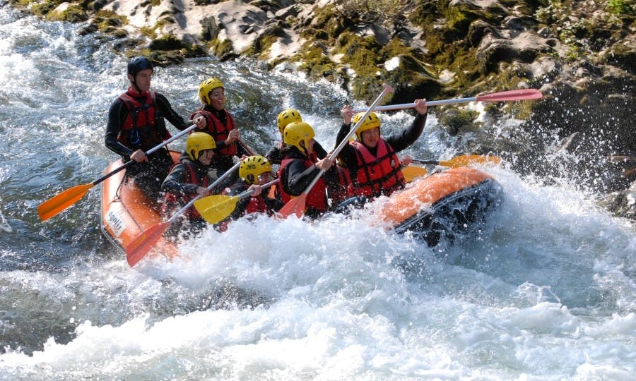 White Water Rafting In Bidarray
