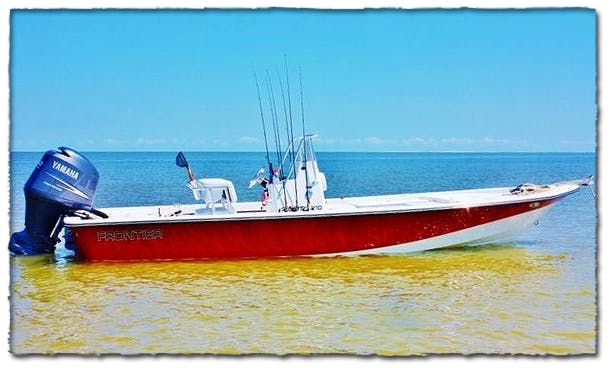 Guided Bay Fishing In Apalachicola