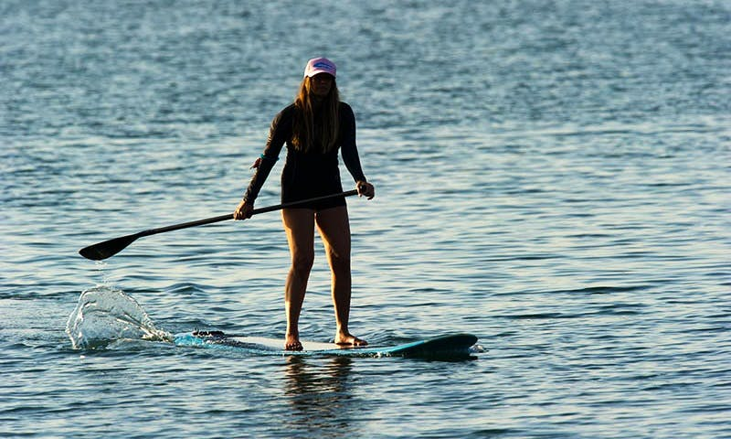 Stand Up Paddle Board Hire In Norfolk