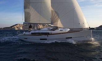 2015 'Stella' Dufour 410 Grand Large Sailing Yacht Charter in Bibinje, Croatia
