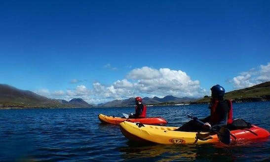 Kayaking And Snorkeling In Cleggan