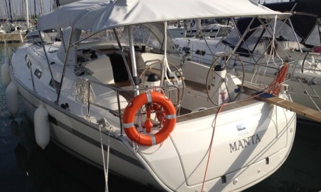 'Manta' Bavaria 40 Cruiser Charter in Bibinje