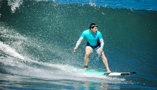 Take An Exciting Surfing Lesson In Bali, Indonesia