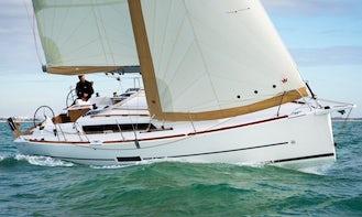 'Pape' Dufour 350 GL Charter in Bibinje