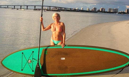 Paddleboard Rental In Riviera Beach
