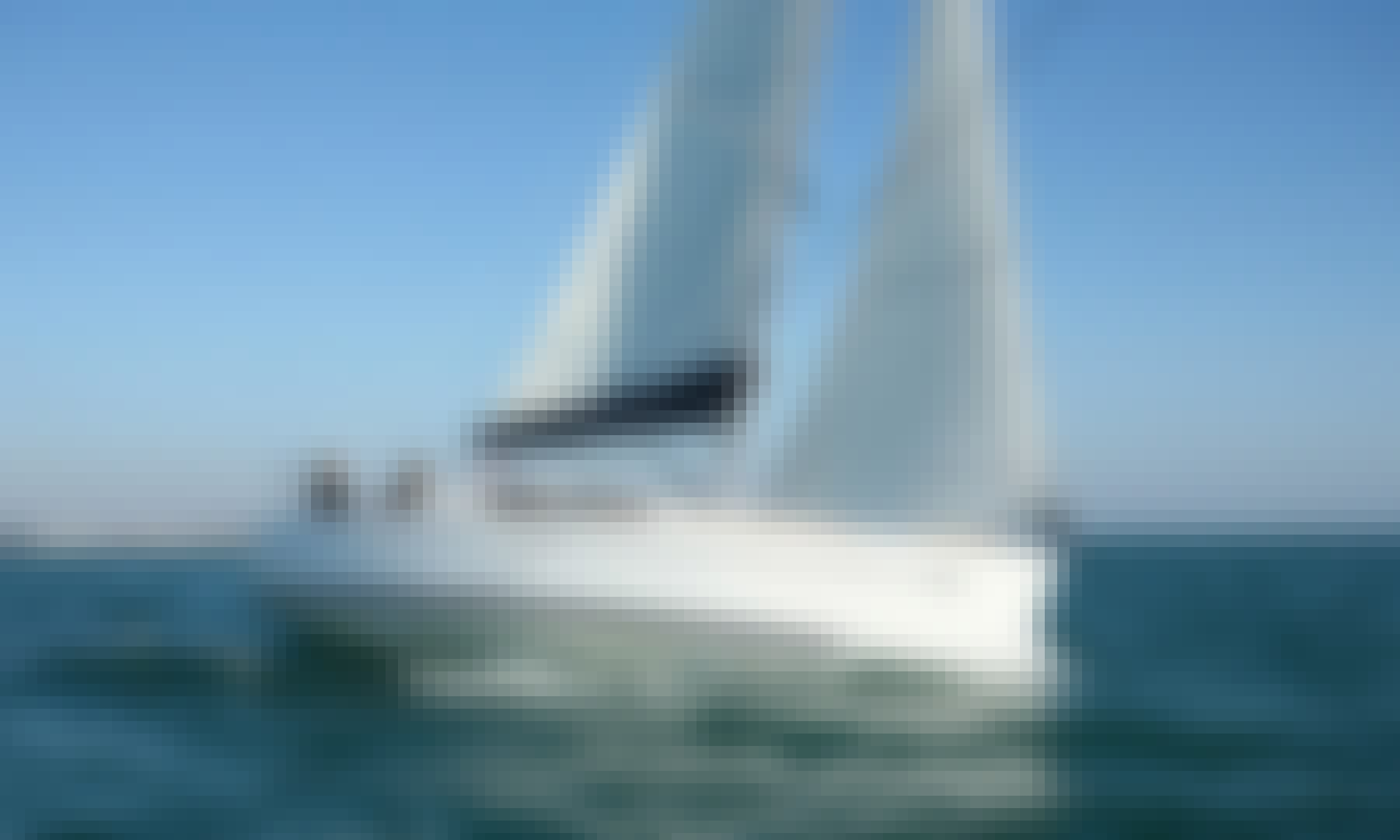 "Beautiful ""Chiquita"" Sun Odyssey 33i Sailing Charter in Bibinje, Croatia"