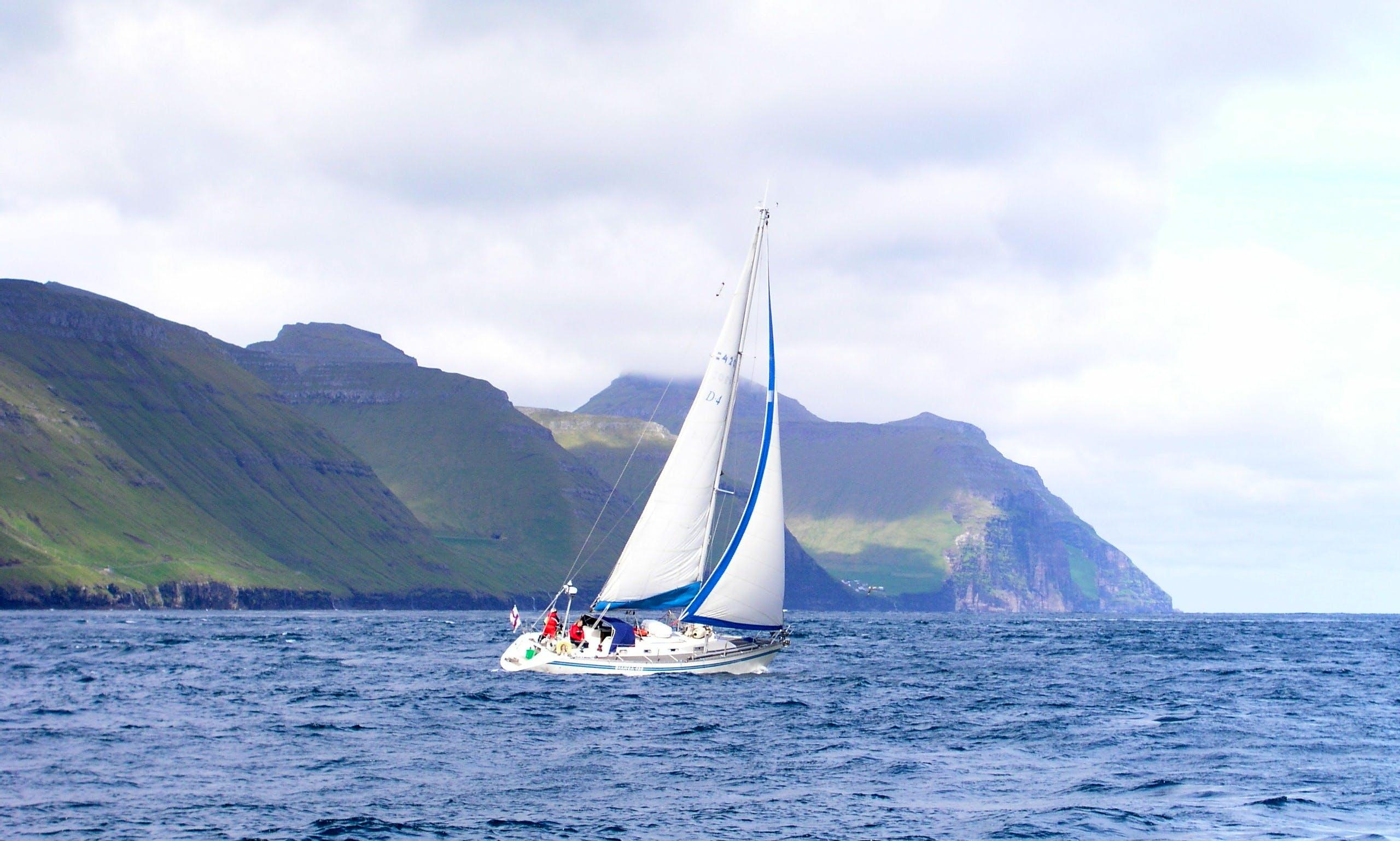 Cruising Monohull Rental in Tórshavn