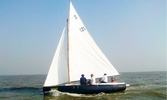 Seabird Sailboat In Mumbai