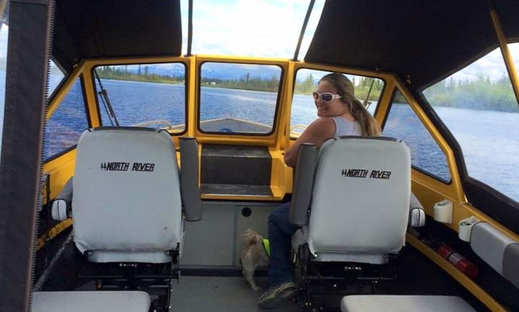 guided fishing on jet boat in copper center alaska. Black Bedroom Furniture Sets. Home Design Ideas