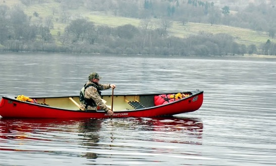 Nova Craft Canoe Rental In Canyon Lake