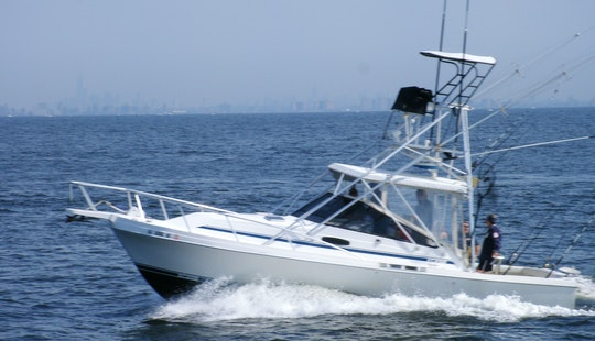 Sport Fisherman Boat Charter In Keyport, New Jersey