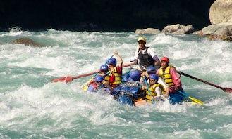 Rafting Rental in Kathmandu