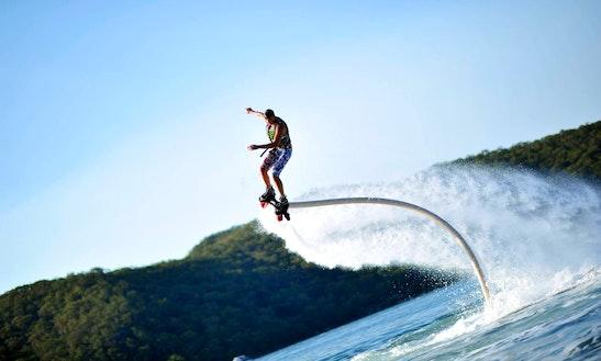 Fun Full-height Flyboard Rental In Nadi, Fiji