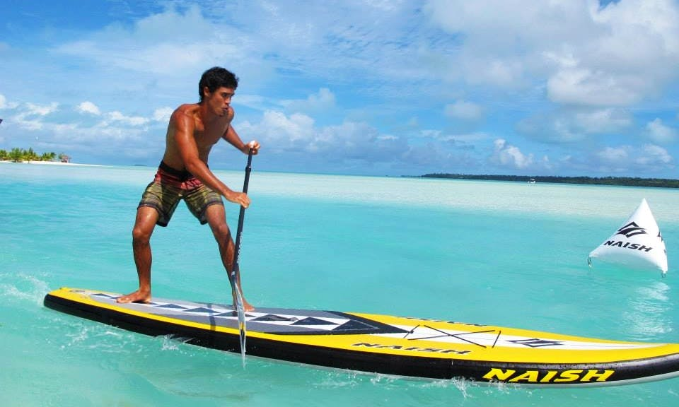 Paddleboard Rental in Ngatangiia District Rarotonga, Cook Islands