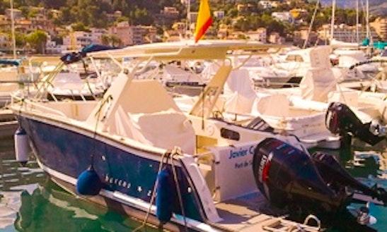 Javier Capapuig Boat Charter Trips In Port De Sóller
