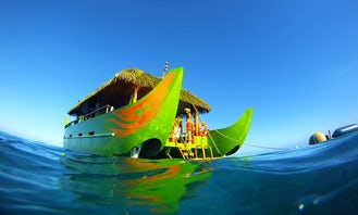 Custom Built Catamaran Charter in Papeete