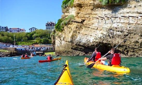 Kayak Rental In Arradon