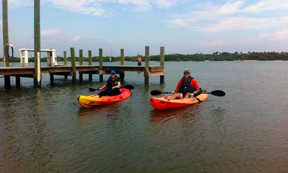 A Great Kayak Trip to Jupiter Sound in Tequesta, Florida