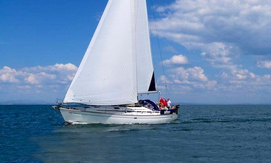 'atlas' Bavaria 50 Sailing Courses In Fleetwood, Uk